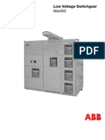 Abb Switchgera Manual (Lv)