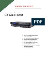 C1_Quick Start_EN_V1.0_20160107
