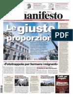 Titoli delle prime pagine dei giornali del 17 gennaio 2020