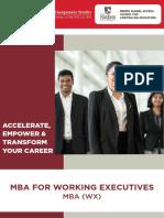 MBA WX Brochure