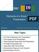 Chapter 10a - Elements of a Great Sales Presentation (1).pptx