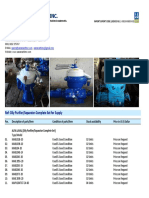 Oily Purifier-Separator-Complete Set for Supply-2012