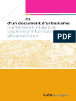 Les atouts d un document d urbanisme numérisé et intégré au système d information géographique