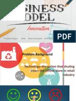 Team 3 - Business Model Innovation New
