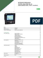 PowerLogic ION7550 _ ION765