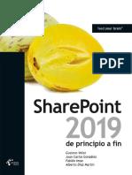 SharePoint 2019 de Principio a Fin - VVAA - Krasis Press - Preview.pdf