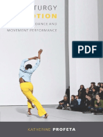 [Studies in Dance History] Katherine Profeta - Dramaturgy in Motion_ At Work on Dance and Movement Performance (2015, University of Wisconsin Press)