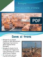 Bologna una delle Città più belle d'Italia.pptx