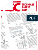 New Steel Construction Technical Digest 2019