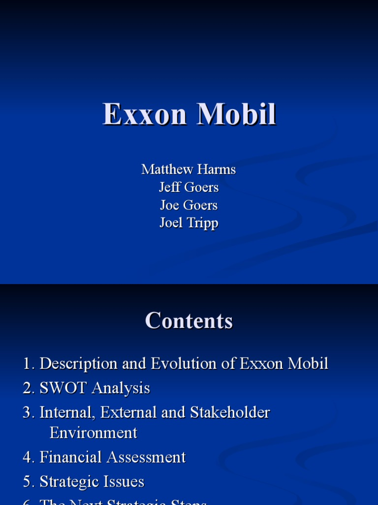an analysis of the popular exxon mobil merger Exxon and mobil were 2 separate american oil companies that merged to form exxonmobil in 1998 it resulted in the creation of the largest oil company in the world this allowed it to reduce its.