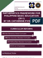 Lesson 1-Mathematics Education Framework