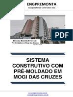 Sistema Construtivo Com Pré-Moldado Em Mogi Das Cruzes