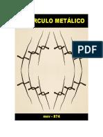 (msv-874) El Círculo Metálico