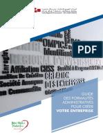 Guide Cration Entreprise au maroc
