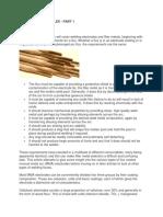 PART 162 Welding Consumables - Part 1