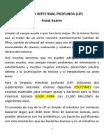 Suárez, Frank - Limpieza intestinal profunda (2P)