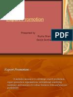 Export Promotion OK
