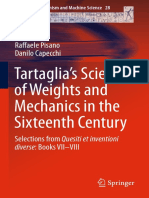 (History of Mechanism and Machine Science) Pisano, Raffaele, Capecchi, Danilo - Tartaglia's Science of Weights and Mechanics in the Sixteenth Century-Springer (2016).pdf
