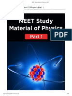 NEET Study Material Of Physics Part 1.pdf