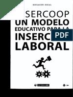 Insercoop. Un modelo educativo para la inserción laboral