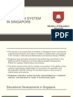 Education System in Singapore