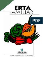 Plan de Huertas Familiares Maldonado