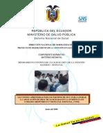 Ministerio de Salud Publica Del Ecuador