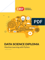 Data Science Diploma outline