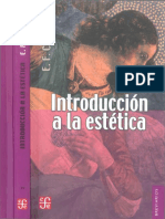 Carritt E F - Introduccion A La Estetica.pdf