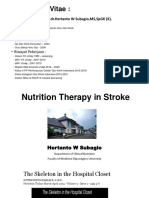 Nutrition Therapy in Stroke - Prof. Hertanto.pptx
