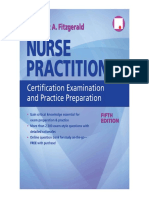 FNP Certification Exam Review(5th Ed) - Margaret a Fitzgerald