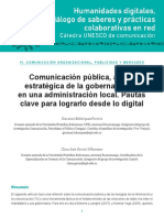 Memorias Ponencia  con Giovanni Cátedra Unesco 2017