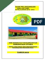 A. PANDUAN USBN &UNBK 2019 F4