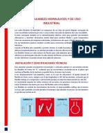 CAÑOS FLEXIBLES HIDRAULICO Y DE USO INDUSTRIAL 2