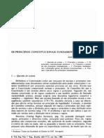 principios_constitucionais_fundamentais - José Afonso.