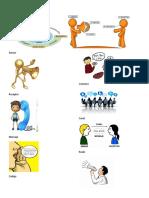 Elementos de la comunicación imagenes