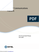 Mitel IP Phone 5312 IP