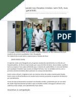2020_JAN. Como funciona a saúde nos Estados Unidos - sem SUS, mas com atendimento garantido