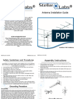 Antenna Installation Guide