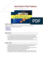 TYPES OF BANK CARDS.docx