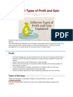 PROFIT AND GAIN.docx