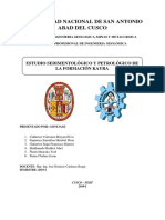 Informe  de Sedimentologia(1)