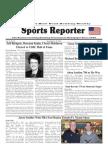 November 24, 2010 Sports Reporter