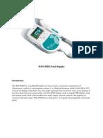 MM-FD002 Fetal Doppler
