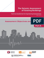 The seismic assessment of existing buildings-Part A