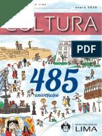 Actividades por el Aniversario de Lima
