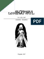 """Revista """"Luminatorul"""" Nr. 6 (93), noiembrie – decembrie 2007"""