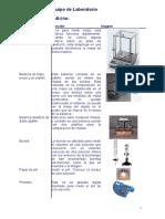 Cristalería y Equipo de Laboratorio.doc