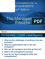 the management process chapter 1