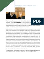 CIDH CASO CHAVIN DE HUANTAR